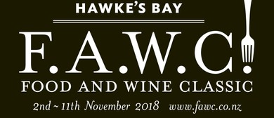 F.A.W.C! A Barrel Tasting Weekend: CANCELLED