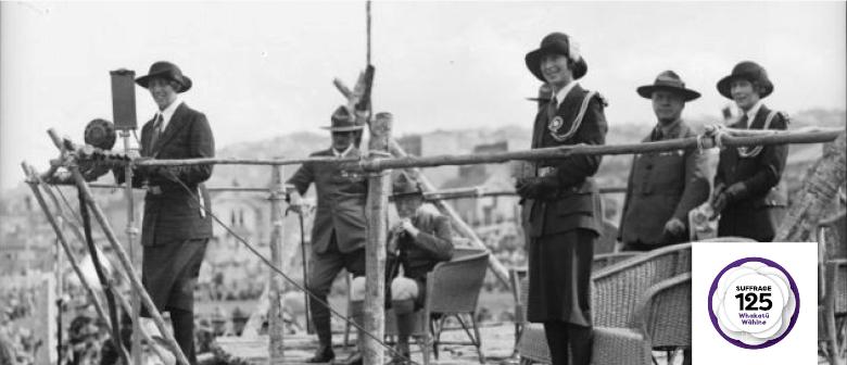 Suffrage 125: Lower Hutt Women in WWI