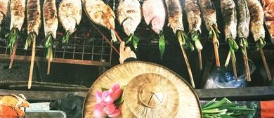 Hawker Style Vietnamese Street Food
