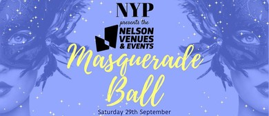 The Nelson Venues & Events Masquerade Ball