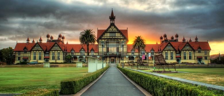 Friends of Rotorua Museum AGM