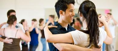 Beginners Ballroom and Latin