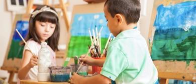 Make.Do – Painting Classes for Tamariki (Kids)