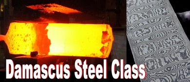 Damascus Steel Weekend Workshop