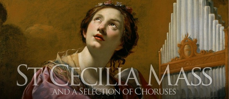 Nelson Civic Choir - St Cecilia Mass & Choruses