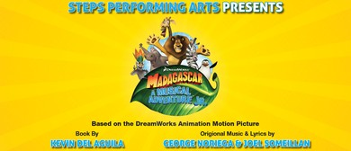 Madagascar Jr - A Musical Adventure