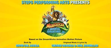 Madagascar Jr - A Musical Adventure
