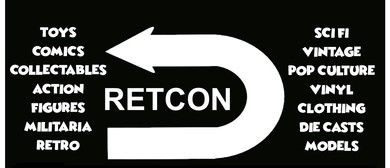 RETCON Pop Culture Market