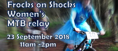 Frocks On Shocks - Women's MTB Relay