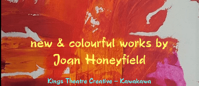 Vivid - New Works by Joan Honeyfield