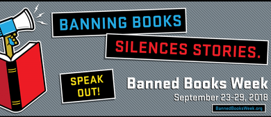 Censored! - A Brief History of Banned Books