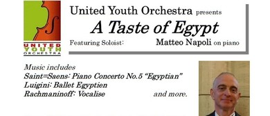 United Youth Orchestra - A Taste of Egypt Concert