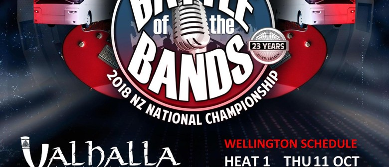 Battle of the Bands 2018 National Championship - WLG Heat 1