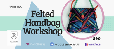 Workshop: Small Felted Handbag