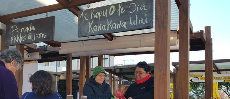 Rotorua Farmers Market Celebrates Te Wiki O Te Reo Māori