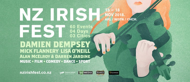 NZ Irish Fest