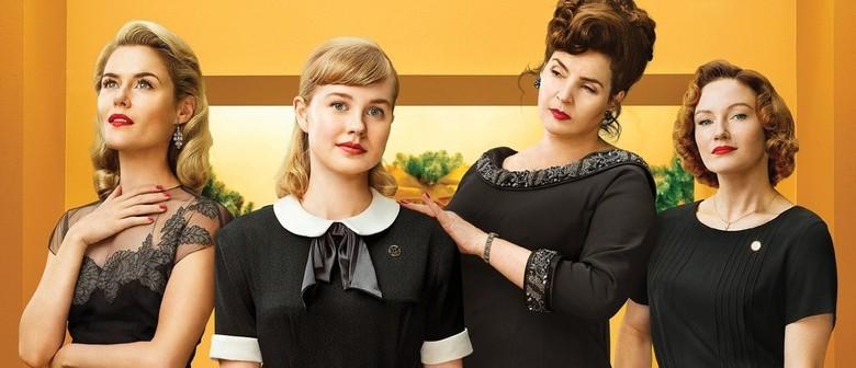 Senior Tea Morning - Ladies In Black