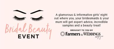 Bridal Beauty - Farmers & New Zealand Weddings Magazine