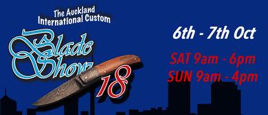 The Auckland Blade Show 2018