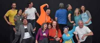 Effing Funny Improv Theatre Fundraiser