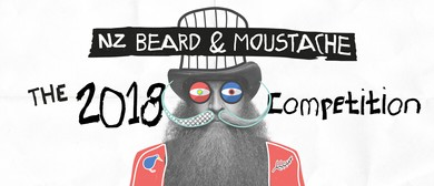 5th NZ's Beard & Moustache Competition