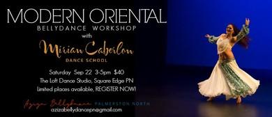 Modern Oriental Bellydance Workshop