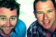 Image for event: Alan McElroy & Darren Jardine - NZ Irish Fest