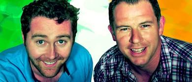 Alan McElroy & Darren Jardine - NZ Irish Fest