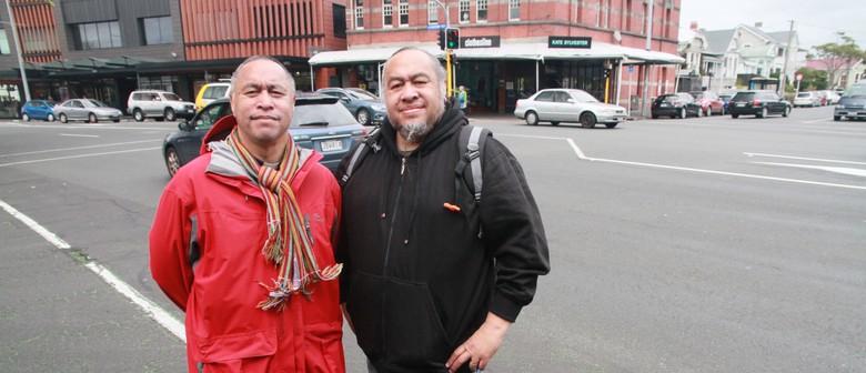 Pasifika Guided Walk With Siva Dancing