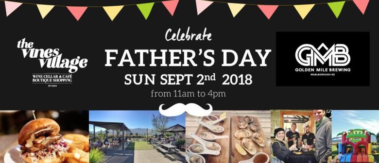 Celebrate Father's Day - Blenheim - Eventfinda