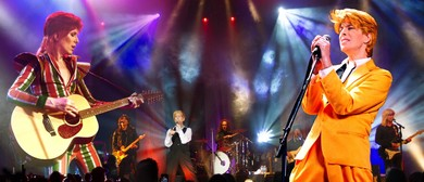 David Brighton's Space Oddity - David Bowie Tribute Show