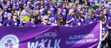 Memory Walk Alzheimers Tauranga - WBOP
