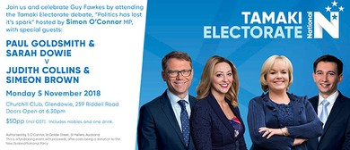 Tamaki Electorate Debate