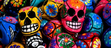 Day of The Dead - Día de los Muertos/Mexican Cultural Open
