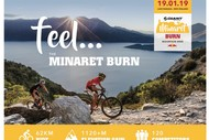 Image for event: Giant Minaret Burn Mountain Bike