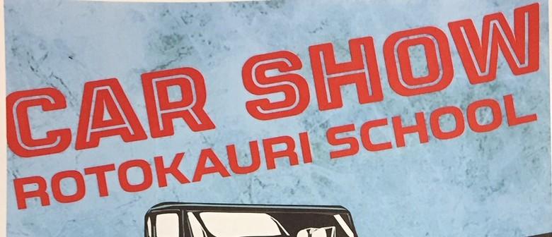 Rotokauri School Car Show & Gala 2018