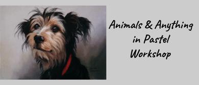 Animals & Anything In Pastel Weekend Workshop