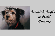 Image for event: Animals & Anything In Pastel Weekend Workshop