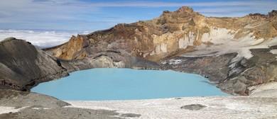 Ruapehu & Tongariro: Tiny Crystals Reveal a Whole New Story