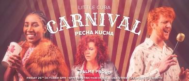 PechaKucha - Showcase Palmy