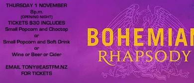 Bohemian Rhapsody Movie Night