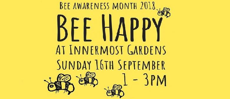 Bee Aware Month - Bee Happy