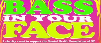 Bass In Your Face - A Charity Event