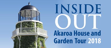 Inside Out Akaroa House &amp; Garden Tour <em>2018</em>
