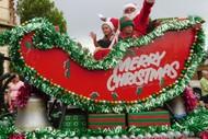 Image for event: Go Geraldine Christmas Parade