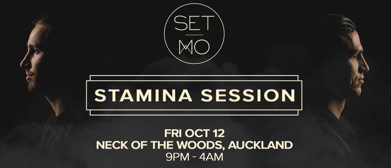 Set Mo Stamina Sessions