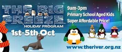 The Big Freeze - Holiday Program
