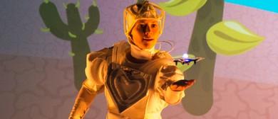 Ann-Droid - Nelson Arts Festival