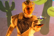 Image for event: Ann-Droid - Nelson Arts Festival
