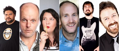 Taranaki Comedy Club Final Show of 2018